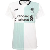 2017-2018 Liverpool Away Ladies Football Shirt