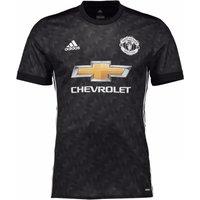 2017-2018 Man Utd Adidas Away Adi Zero Football Shirt