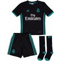 2017-2018 Real Madrid Adidas Away Full Kit (Kids)