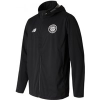2017-2018 Celtic Elite Training Rainjacket (Black)