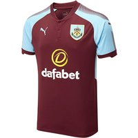 2017-2018 Burnley Puma Home Football Shirt