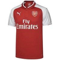 2017-2018 Arsenal Puma Home Football Shirt (Kids)