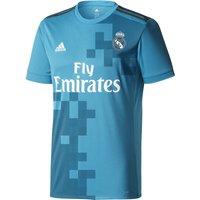 2017-2018 Real Madrid Adidas Third Football Shirt
