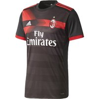 2017-2018 AC Milan Adidas Third Football Shirt