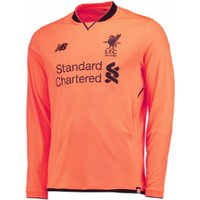 2017-2018 Liverpool Elite Third Long Sleeve Shirt