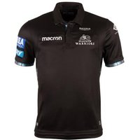 2017-2018 Glasgow Warriors Home Pro Rugby Shirt
