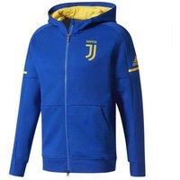 2017-2018 Juventus Adidas Anthem Jacket (Royal)