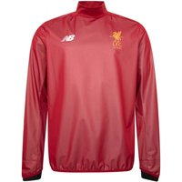 2017-2018 Liverpool Training Drill Top (Red) - No Sponsor