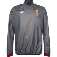 2017-2018 Liverpool Training Drill Top (Thunder) - No Sponsor