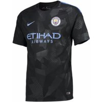 2017-2018 Man City Third Nike Football Shirt