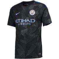 2017-2018 Man City Third Nike Football Shirt