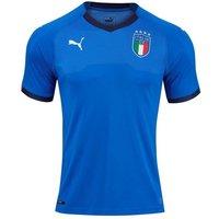 Maillot de football Puma Italia domicile Bleu Taille XL