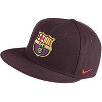2017-2018 Barcelona Nike Core Cap (Maroon)