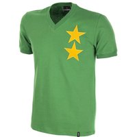 Cameroon 1970's Short Sleeve Retro Football Shirt