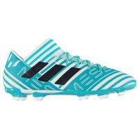 Adidas Nemeziz Messi 17.3 FG Mens Football Boots (Blue-White)