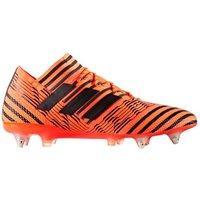 Adidas Nemeziz 17.1 SG Mens Football Boots (Orange-Black)