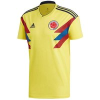 adidas Colombia Away shirt, Children, BR3509, Yellow, 128-78 años
