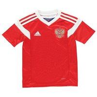 adidas Russia Home Shirt 2018 Junior