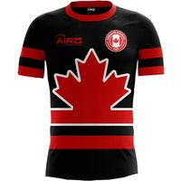 Image of 2020-2021 Canada Third Concept Football Shirt - Adult Long Sleeve