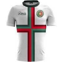 2018-2019 Portugal Away Concept Football Shirt - Adult Long Sleeve