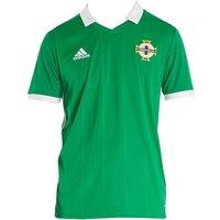 2018-2019 Northern Ireland Home Adidas Football Shirt