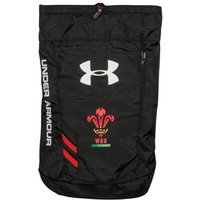 2018-2019 Wales Rugby WRU Trace Gym Bag (Black)