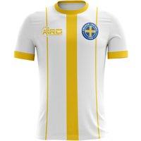 2018-2019 Sweden Third Concept Football Shirt