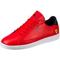 Puma Ferrari Evo Match Mens Trainers (Red)