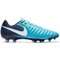 Nike Tiempo Ligera FG Mens Football Boots (Blue)
