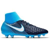 Nike Magista Onda DF Mens FG Football Boots (Blue-White)