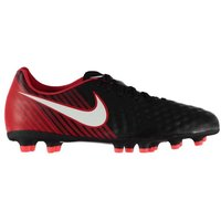 Nike Magista Ola Mens FG Football Boots (Black-Red)