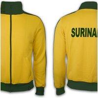 Surinam 1980's Retro Jacket polyester / cotton