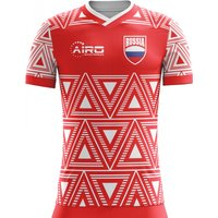 2018-2019 Russia Home Concept Football Shirt (Kids)