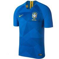 2018-2019 Brazil Away Nike Vapor Match Shirt