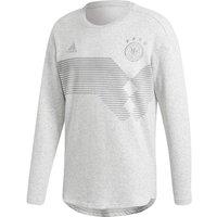 2018-2019 Germany Adidas Seasonal Special Sweatshirt (Light Grey)