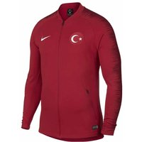 2018-2019 Turkey Nike Anthem Jacket (Red)