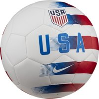 2018-2019 USA Nike Prestige Football (White)