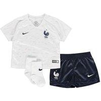 2018-2019 France Away Nike Baby Kit