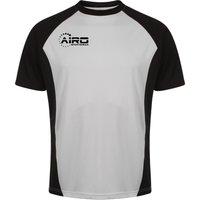 Airo Sportswear Player Training Tee (White-Black)