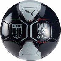 2018-2019 Italy Puma Fan Football (Peacot-Silver)