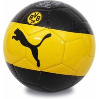 2018-2019 Borussia Dortmund Puma Fan Football (Black-Yellow)