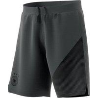 2018-2019 Germany Adidas Seasonal Special Woven Shorts (Solid Grey)