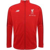 2018-2019 Liverpool Mens Presentation Jacket (Red)