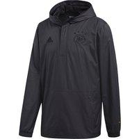 2018-2019 Germany Adidas Seasonal Special Wind Jacket (Solid Grey)