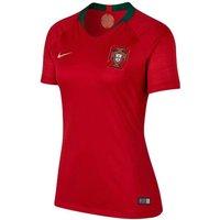 2018-2019 Portugal Home Nike Womens Shirt