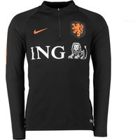 2018-2019 Holland Nike Training Drill Top (Black)