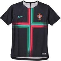 2018-2019 Portugal Nike Dry Pre-Match Training Shirt (Black)