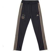 2018-2019 Ajax Adidas Training Presentation Pants (Carbon) - Kids