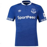 2018-2019 Everton Umbro Home Football Shirt