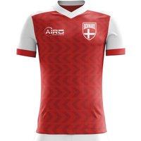 2018-2019 Denmark Home Concept Football Shirt